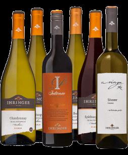 IHRINGER Herbstpaket GRATIS dazu 1 Glas Spätburgunder Wein Gelee