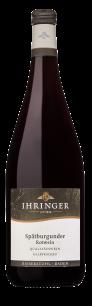 2019 Ihringer Spätburgunder Rotwein QbA halbtrocken