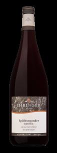 2015 Ihringer Spätburgunder Rotwein QbA