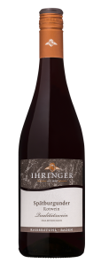 2016 Ihringer Spätburgunder Rotwein QbA halbtrocken