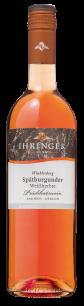 2017 Ihringer Winklerberg Spätburgunder Weißherbst Kabinett lieblich