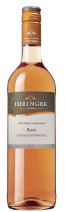 2020 Ihringer Rosé Cuvée (Merlot & Cabernet Sauvignon) QbA trocken EDITION Corona